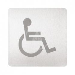 SANELA - Příslušenství Piktogram – WC invalidné (SLZN 44AC)