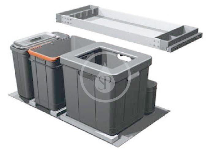 FRANKE - Sortery Vstavaný odpadkový kôš Compost 350-90 121.0307.528