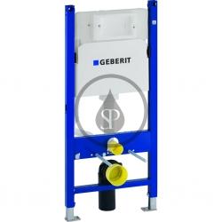 GEBERIT - Duofix Montážny prvok Basic na závesné WC, 112 cm, splachovacia nádržka pod omietku Delta 12 cm (111.153.00.1)