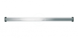 I-Drain - Plano Rošt z nehrdzavejúcej ocele na sprchový žľab Plano lesklý, dĺžka 600 mm (IDRO0600F)