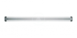 I-Drain - Plano Rošt z nehrdzavejúcej ocele na sprchový žľab Plano matný, dĺžka 800 mm (IDRO0800A)