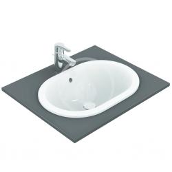 IDEAL STANDARD - Connect Umývadlo zápustné oválne 550mmx175mmx380mm, biela (E504701)