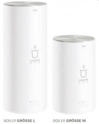 GROHE - Red Drezová batéria Duo s ohrevom vody a filtráciou, zásobník M, supersteel (30327DC1), fotografie 2/7