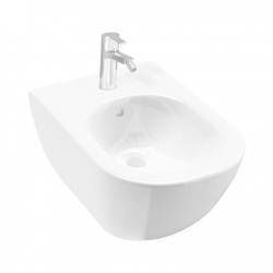 JIKA - Mio Závesný WC bidet, otvor na batériu, biela (H8317120003021)