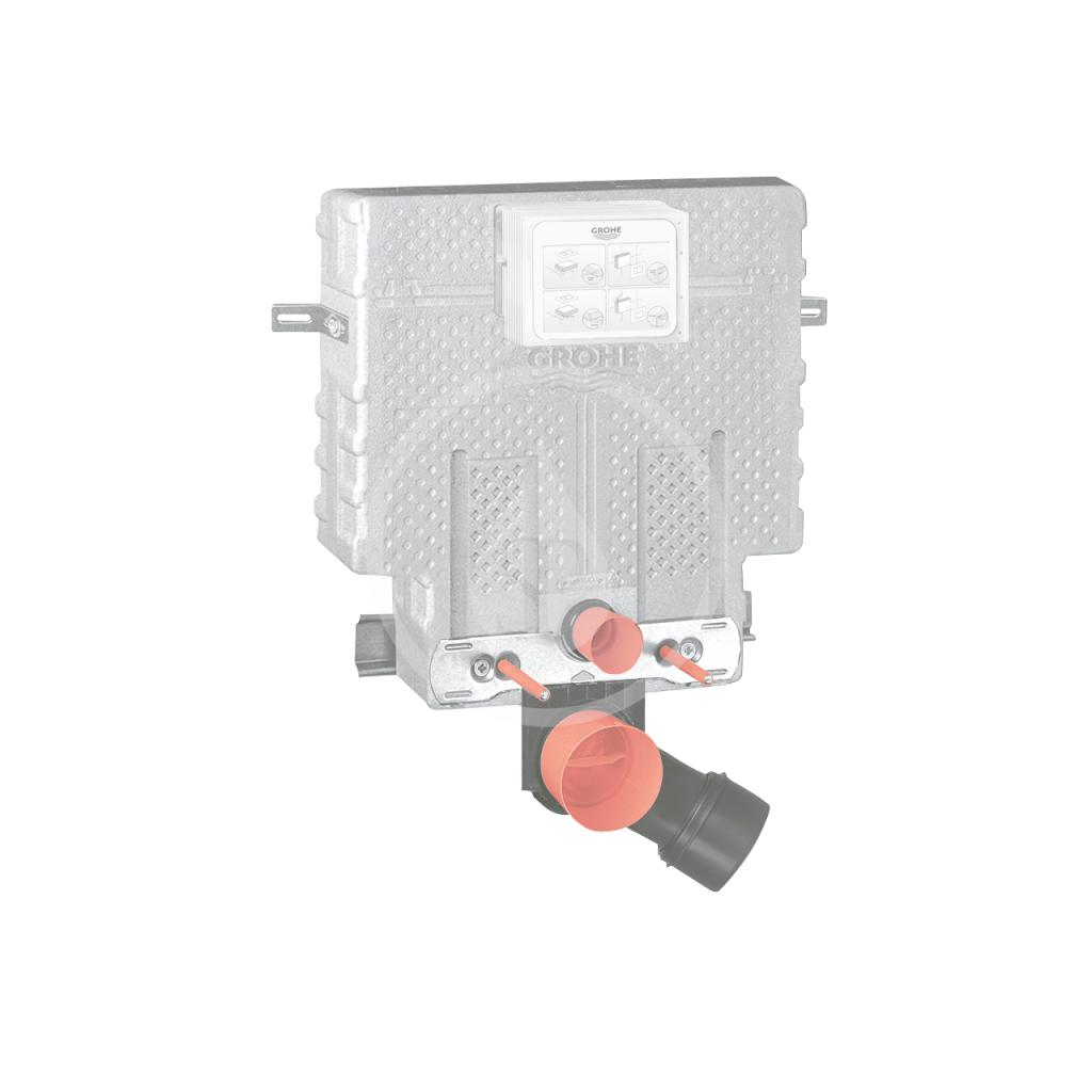 GROHE - Uniset Instalační modul pro závěsné WC, stavební výška 82 cm (38415001)