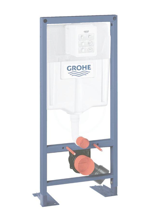 GROHE - Rapid SL Rapid SL pro závěsné WC, splachovací nádrž GD 2 (38584001)