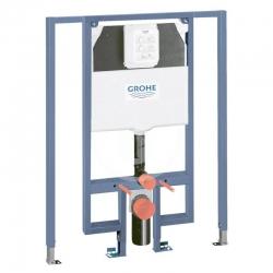 GROHE - Rapid SL Predstenová inštalácia na závesné WC, splachovacia nádržka 80 mm, stavebná výška 113 cm (38995000)