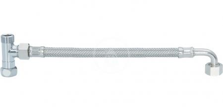 IDEAL STANDARD - CeraPlus Pripojovacia súprava k bezpečnostnému termostatickému ventilu, chróm (A5777AA)