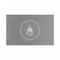 JIKA - Cubito Pure Sprchová vanička oceľová premium 1400 mmx900 mm, antislip, čierna (H2164256160001)