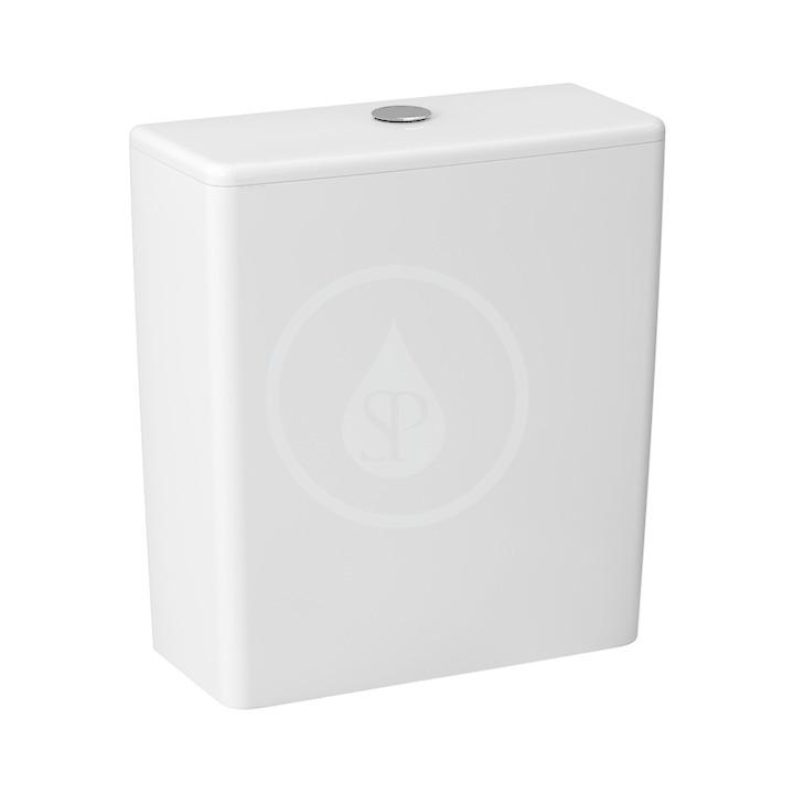 JIKA - Cubito Pure WC nádržka kombi, spodní napouštění, Dual Flush, bílá (H8284230002811)