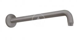 HANSGROHE - Aktiva Sprchové rameno 389 mm, matná černá (27413670)