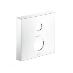 HANSGROHE - Shower Select Prodlužovací rozeta čtvercová, průměr 170 mm, chrom (14969000)