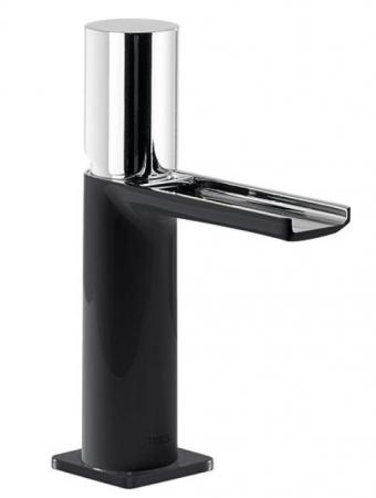 TRES - Umývadlová jednopáková batéria ramienko s otvoreným vodopádom. POZNÁMKA: Batéria typu vodopádu je doplnená dvoma regulačné (20011002NE)