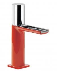 TRES - Umývadlová jednopáková batéria ramienko s otvoreným vodopádom. POZNÁMKA: Batéria typu vodopádu je doplnená dvoma regulačné (20011002RO)