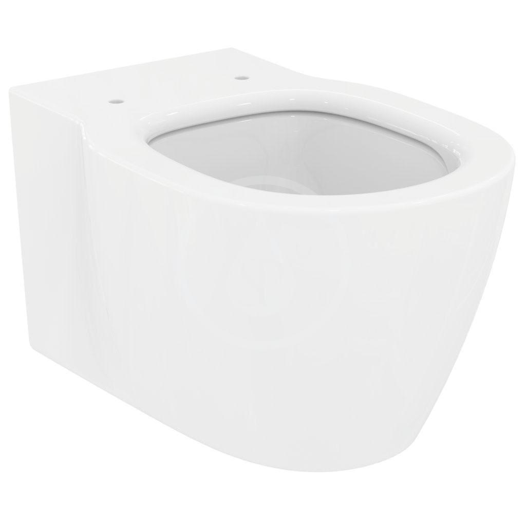 IDEAL STANDARD - Connect Závesné WC, 340x365x540 mm, s technológiou AquaBlade, biela E047901