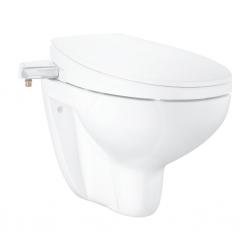 GROHE - Bau Ceramic Manuálne bidetové sedadlo s keramikou, softclose, alpská biela (39651SH0)