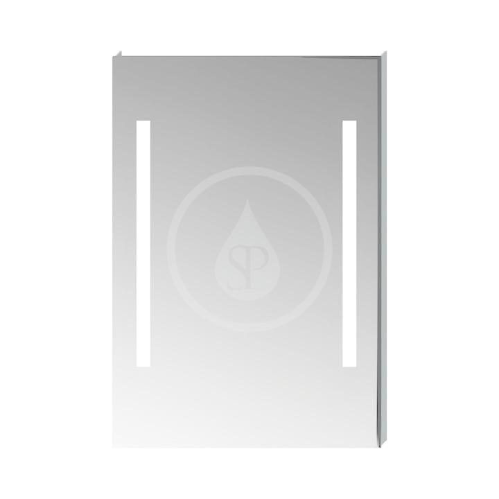 JIKA - Clear Zrkadlo s LED osvetlením, 550 mm x 810 mm H4557151731441