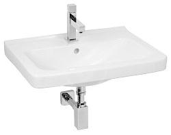 JIKA - Cubito Umývadlo, 650mmx485mm, biele – bezotvorové umývadlo (H8104240001091)