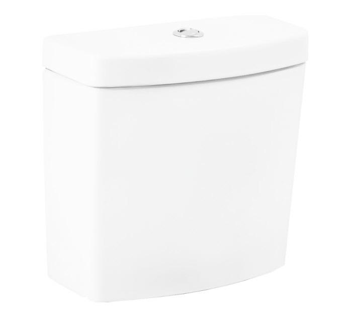 Mio WC nádržka kombi, spodní napouštění, Jika Perla, bílá (H8277131002421)