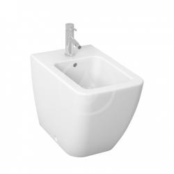 JIKA - Pure Stojací WC bidet s prepadom, otvor na batériu, biela (H8324230003021)