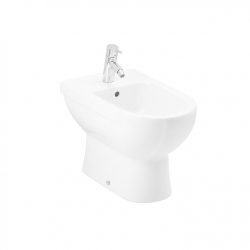 Mio Stojací WC bidet s prepadom, otvor na batériu, Jika Perla, biela (H8327121003041)