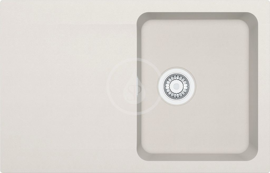 FRANKE FRANKE - Orion Tectonitový drez OID 611-78, 780x500 mm, kávová 114.0288.590