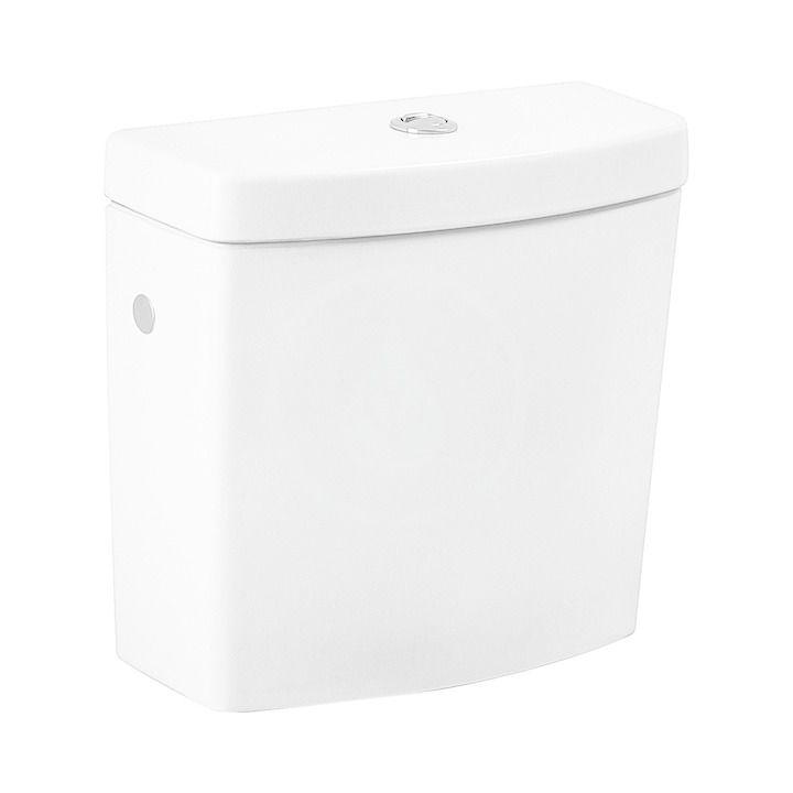 Mio WC nádržka kombi, bočné napúšťanie, Jika Perla, biela H8277121002411