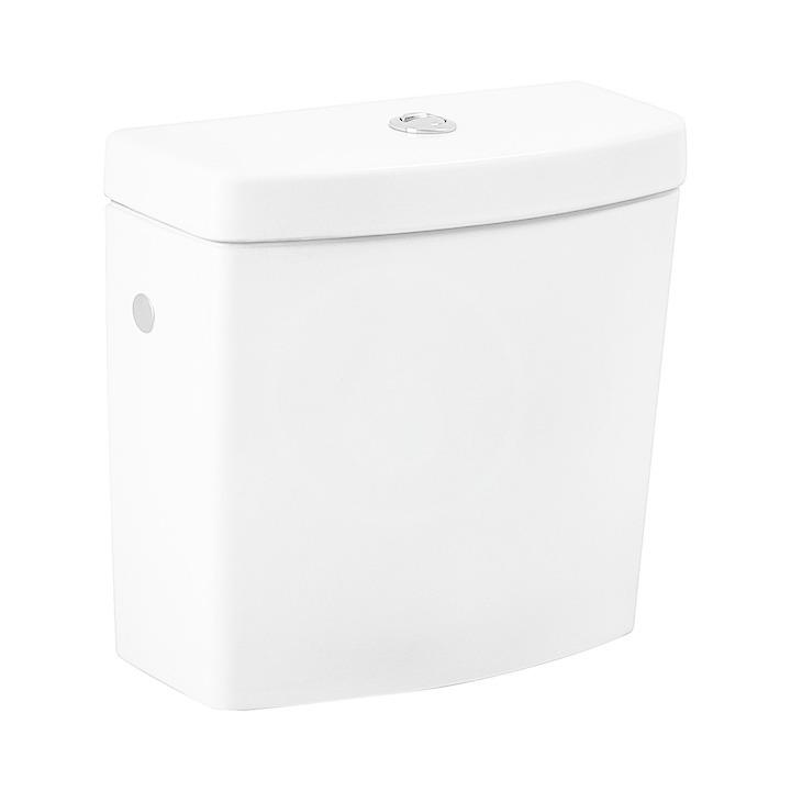 Mio WC nádržka kombi, boční napouštění, Jika Perla, bílá (H8277121002411)