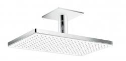 HANSGROHE - Rainmaker Select Horná sprcha 460 1jet so stropným pripojením 100 mm, biela/chróm (24002400)