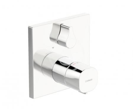 HANSA - Living Termostatická sprchová batéria pod omietku, chróm (81139562)