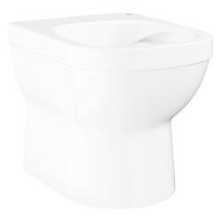 GROHE - Euro Ceramic Stojacie WC, rimless, PureGuard, alpská biela (3932900H)