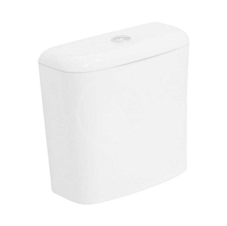 JIKA - Lyra plus WC nádržka kombi, spodné napúšťanie, vrátane splachovacieho mechanizmu, biela H8273830002811