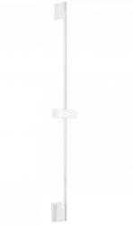 TRES - Posuvná tyč s nástenným prívodom vody, priemer 14 mm, dĺžka 760 mm (03493299BM)