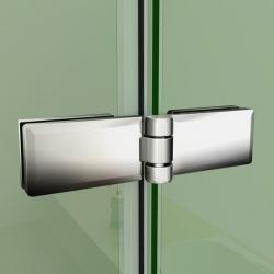 H K - Obdélníkový sprchový kout MELODY R907, 90x70 cm se zalamovacími dveřmi (SE-MELODYR907), fotografie 14/10