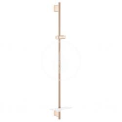 GROHE - Rainshower SmartActive Sprchová tyč s poličkou, 900 mm, Warm Sunset (26603DA0)
