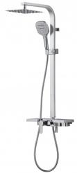 REA - Sprchový set Igor s otočným výtokom chróm (REA-P5000)
