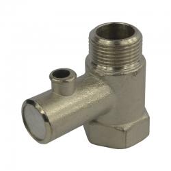 """MEREO - Ventil poisťovací pre bojler 3/4"""", MxF, 6 bar (CR188D)"""