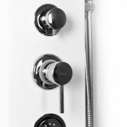 REA - Sprchový panel 9790 biela (REA-P0604), fotografie 10/6