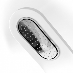 REA - Sprchový panel 9790 biela (REA-P0604), fotografie 2/6
