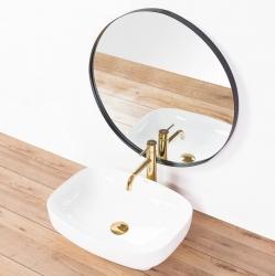 REA - Umývadlo na dosku Gizel 50x39 biela (REA-U9604), fotografie 12/6