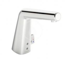 HANSA - Designo Elektronická umývadlová batéria, Bluetooth, chróm (51792201)