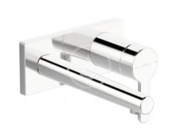 HANSA - Designo Umývadlová batéria pod omietku, 2-otvorová inštalácia, chróm (51092183)