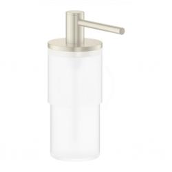 GROHE - Atrio Dávkovač tekutého mydla, kefovaný nikel (40306EN3)