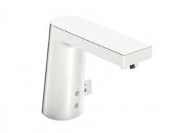 HANSA - Stela Elektronická umývadlová batéria so sieťovým napájaním, Bluetooth, chróm (57122209)