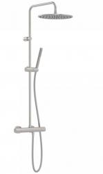 TRES - Súprava termostatické sprchové batérie, pevná sprcha priemer 300 mm. s kĺbom (26238701AC)