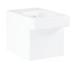 GROHE - Cube Ceramic Stojacie WC, rimless, PureGuard, alpská biela (3948500H)