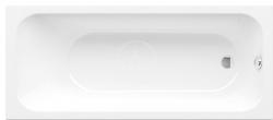 RAVAK - Chrome Obdĺžniková vaňa 1600x700 mm, biela (C731000000)