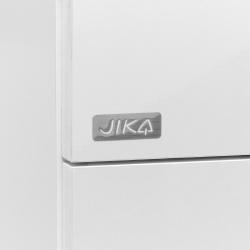 JIKA - Cube Skrinka so 4 zásuvkami, 1200x430 mm – farba biela/antibakteriálna (H4536621763001), fotografie 14/11