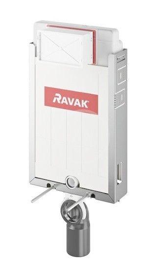 RAVAK - Příslušenství k WC Predstenová inštalácia W II/1000 na závesné WC X01702