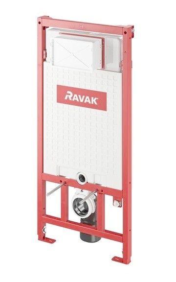 RAVAK - Příslušenství k WC Predstenová inštalácia G II/1120 na závesné WC X01703